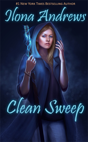 Book Cover: CLEAN SWEEP
