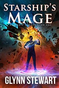 starship's mage cover