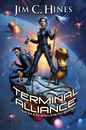 Cpver of Terminal Alliance