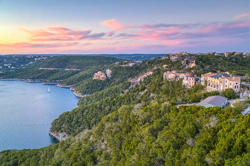 Mansions at Lake Travis