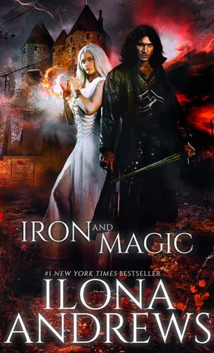 Cover of Iron and Magic