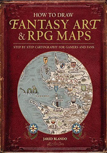 Cover for How to Draw Fantasy Art and RPG Maps