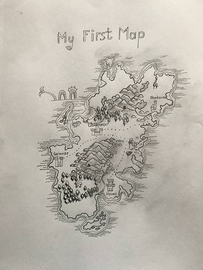 The Art Of Drawing Maps