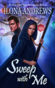 Book Cover: Sweep With Me